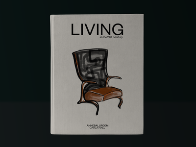 Living typography illustration illustratio art hcmc graphic design