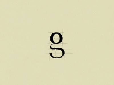 G logo deconstruction brandidentity brand letter typeface ui branding logo art typography vietnam illustration hcmc dribbble design