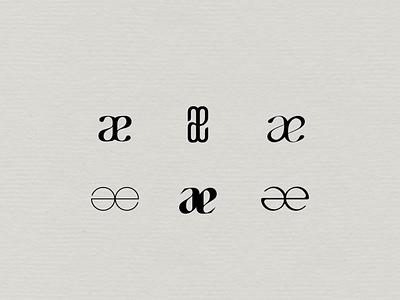 Logomark exploration identity designer graphic design logomark mark logodesign brand fashion ui branding logo art typography vietnam illustration hcmc dribbble design