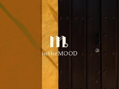 intheMOOD - the whisky bar vintage bar autumn logotype font identity vietnam hcmc drink classic bar logo design dribbble branding