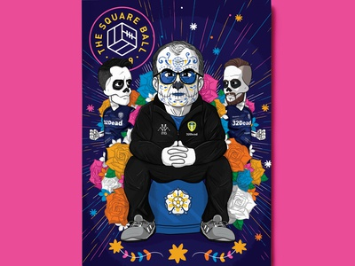 El Loco's Day Of The Dead | The Square Ball