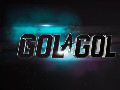 Golagol Teaser uiux branding video 5x5 barcelona golagol xperience football