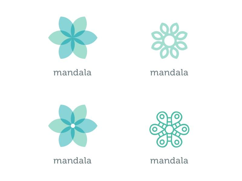 Mandala by Darrell Prins on Dribbble