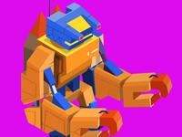 Mr Roboto
