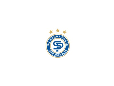 Football logo branding team minimal simple classic sport monogram mark emblem logo soccer football