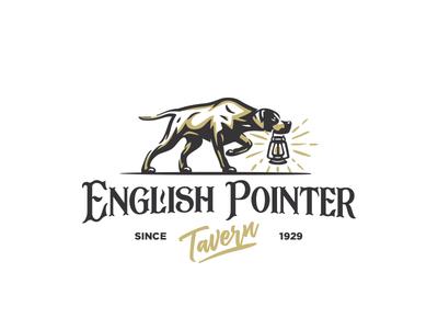 English Pointer Tavern Logo