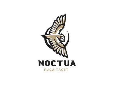 Illustrative owl logo design mascot illustration outdoor sport photography art animal negative space logo design branding bird owl