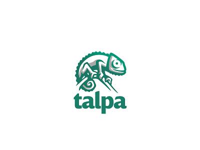 Chameleon logo design store pet negative space animal logo illustration baby chameleon illustrative logo logo branding lizard cameleon chameleon logo