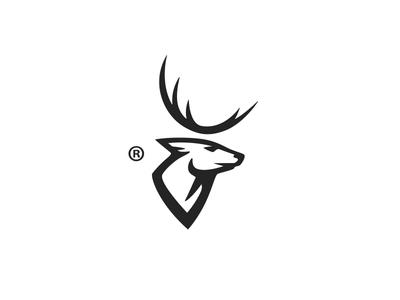deer logo by mersad comaga dribbble rh dribbble com deer logos free deer logos free