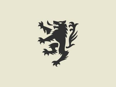 Wolf crest logo house stark game of thrones got shield lupus mark logo dog heraldry sigil crest wolf