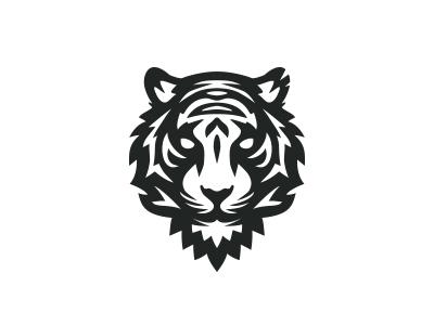tiger head logo by mersad comaga dribbble rh dribbble com tiger head logo design mizzou tiger head logo