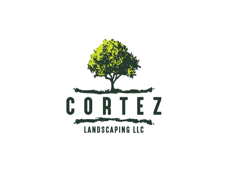 Landscaping logo design by Mersad Comaga on Dribbble
