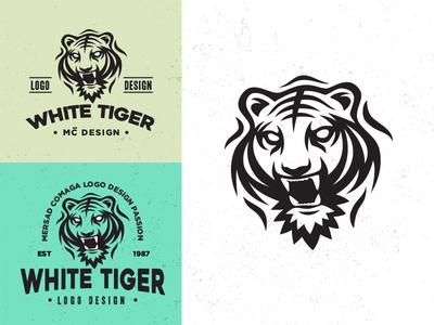 White Tiger logo