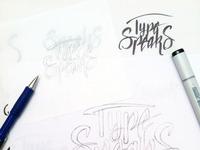 Type speaks process