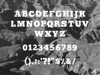 Chuck Wagon Font