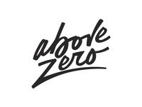 Above Zero Logo