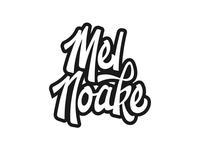 Mel Noake Logotype 2