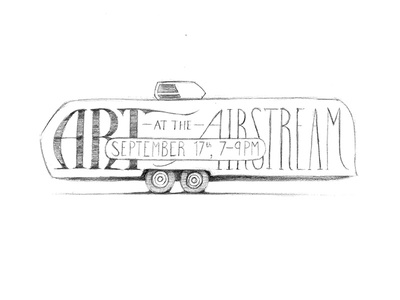 Art at the Airstream