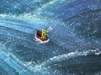 There's A Hole In The Side Of Your Boat