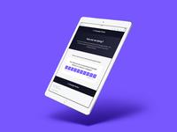 Campaign Monitor Net Promoter Score survey