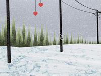 Frozen Hearts & Photographs