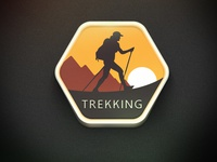 Trekking Badge