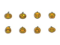 [WIP] Halloween icons - Pt.2
