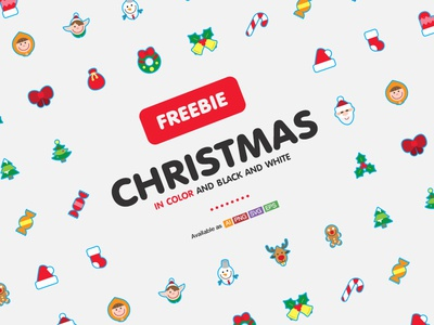 Freebie!! Christmas icons