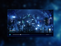 Daily UI challenge #002 - Video Player