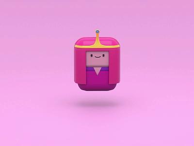 Princess Bubble Gum princess bubble gum