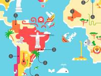 Monocle Map