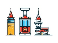 Icons of İstanbul