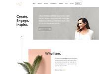 Mo homepage