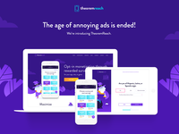 TheoremReach - Branding, UI/UX, Illustrations