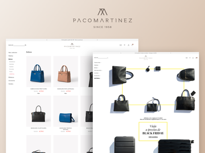Pacomartinez ux ui sketch shop product modern mobile magento fashion e-commerce ecommerce