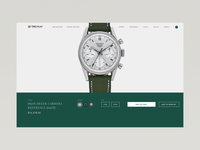 Tag Heuer Store Concept