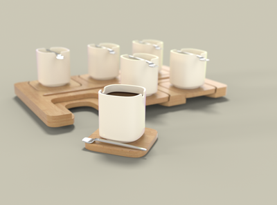 Cups [3D Modeling]