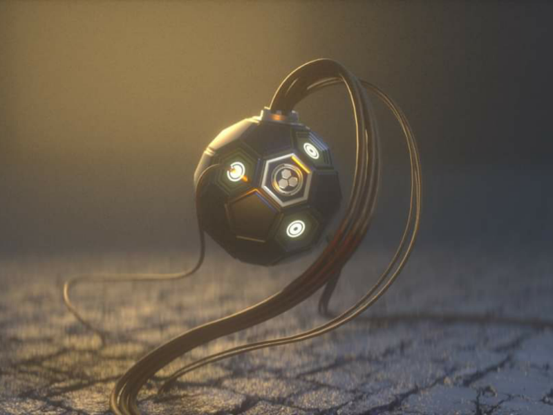 Abstract octane render cinema 4d 3d art animation 3d model 3d 3d animation 3d modeling