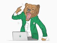 Bear The Trader