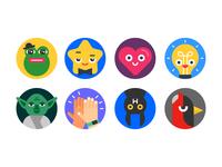 Fun avatars