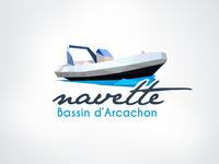 Navette Arcachon Logo