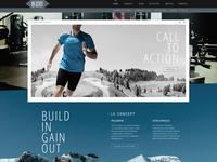 Sport Quest / reboot 1 website webdesign sport quest sport