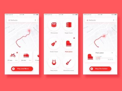 Journey companion app