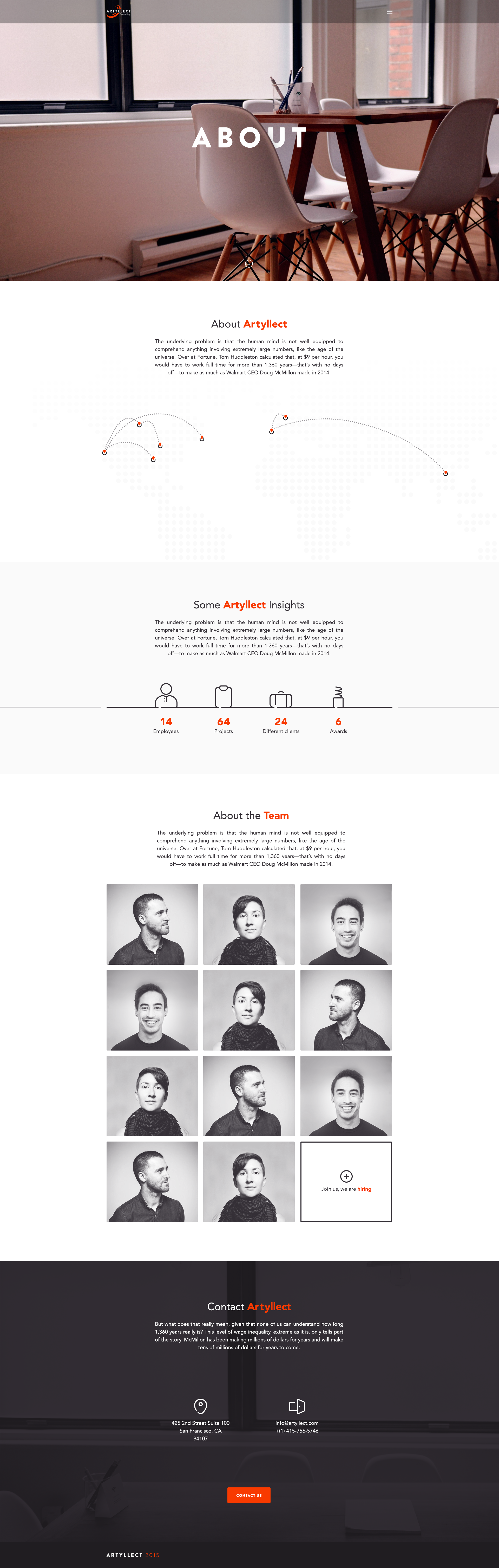 About dribbble 01