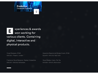 Portfolio new awards