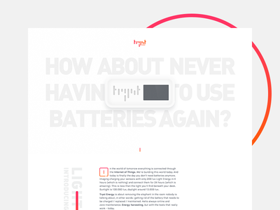 Tryst Landingpage photography grid ux ui white typography product home web landingpage startup
