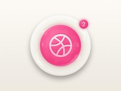 Dribbble invitation invitations dribbble icon design ui welfare