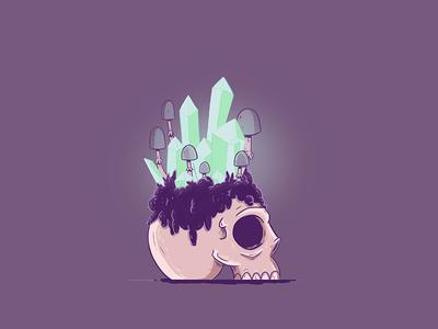 Living Skull