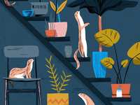 Weasel Houseplant Care