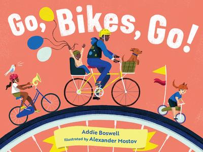 Go, Bikes, Go!